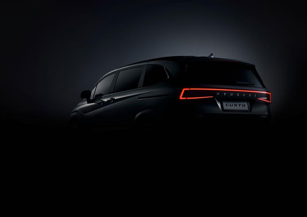 Hyundai Custo 2021 dự kiến có 2 loại động cơ xăng