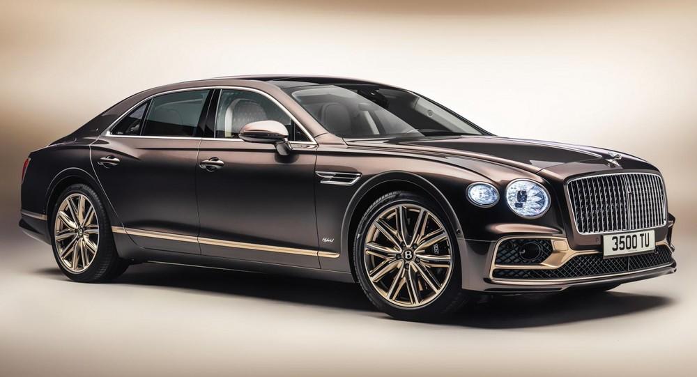 Bentley Flying Spur Hybrid 2022 mới ra mắt vào hồi đầu tháng 7 vừa qua đã có phiên bản đặc biệt