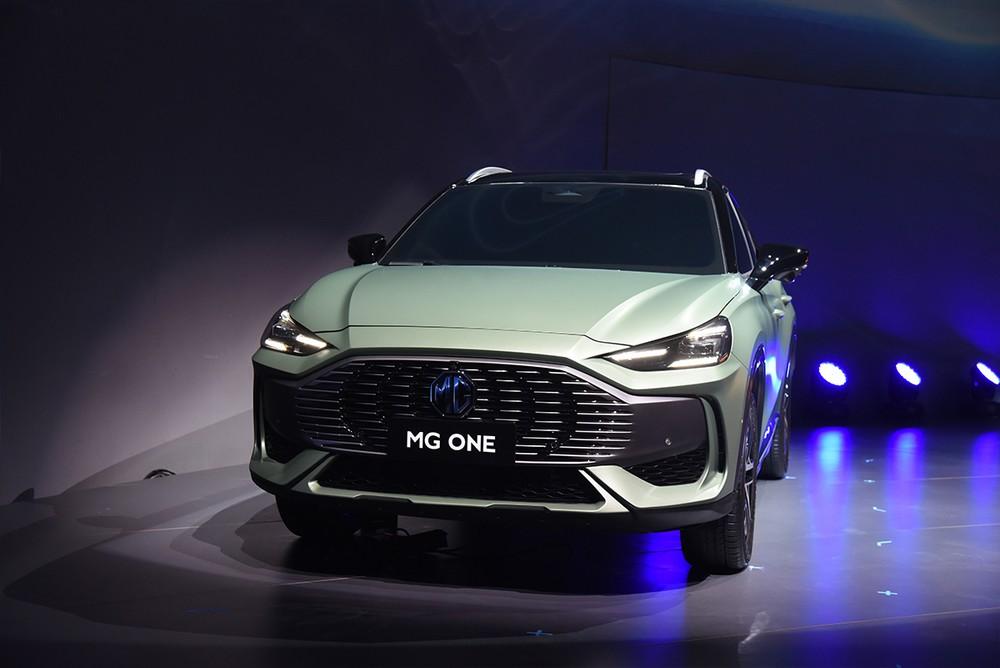 MG One theo phong cách thiết kế β