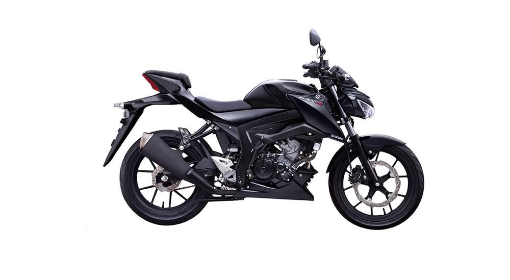 Suzuki GSX-S150 2021