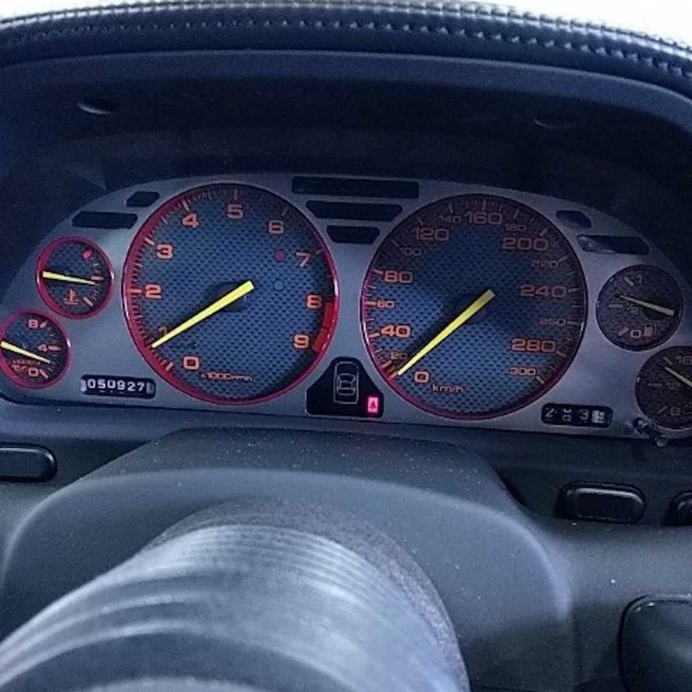 Chiếc Honda NSX Type R mới chạy hơn 50.000 km