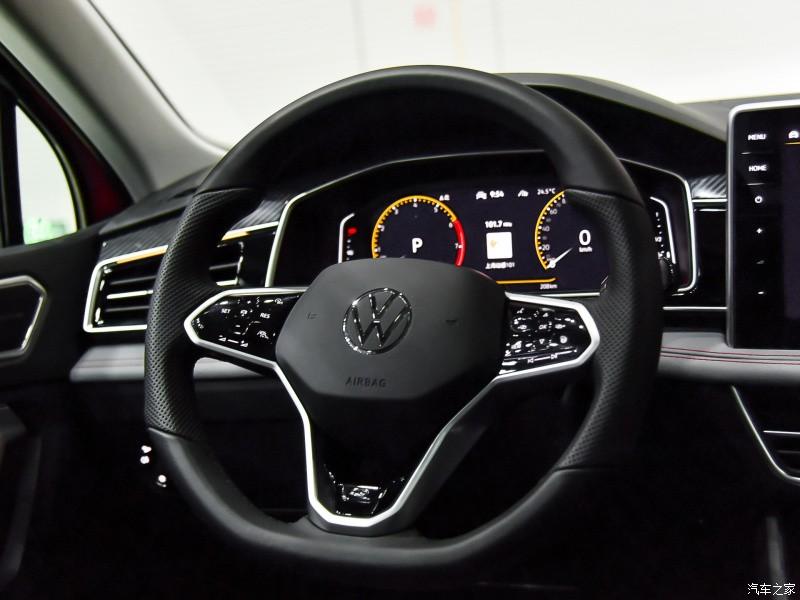 Vô lăng của Volkswagen Tiguan X