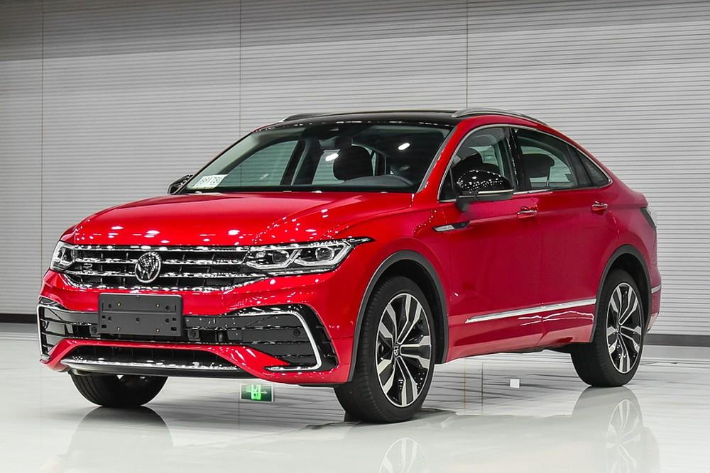 Volkswagen Tiguan X dành cho thị trường Trung Quốc