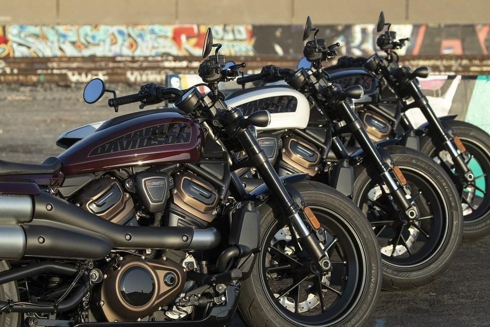 Harley-Davidson Sportster S 2021 có giá bán tại Việt Nam