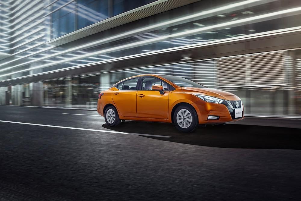 Nissan Almera mới ra mắt tại Việt Nam