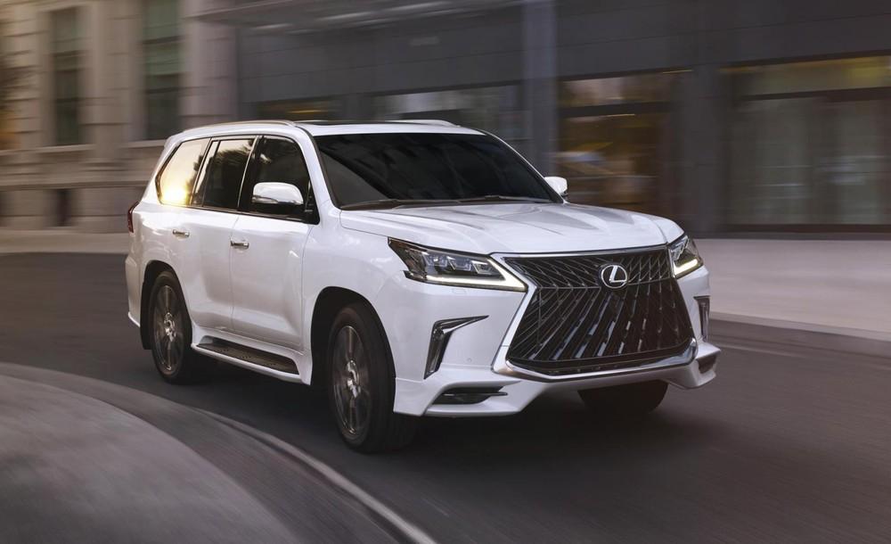 Lexus LX thế hệ mới dự kiến có 2 phiên bản là LX 750h và LX 600
