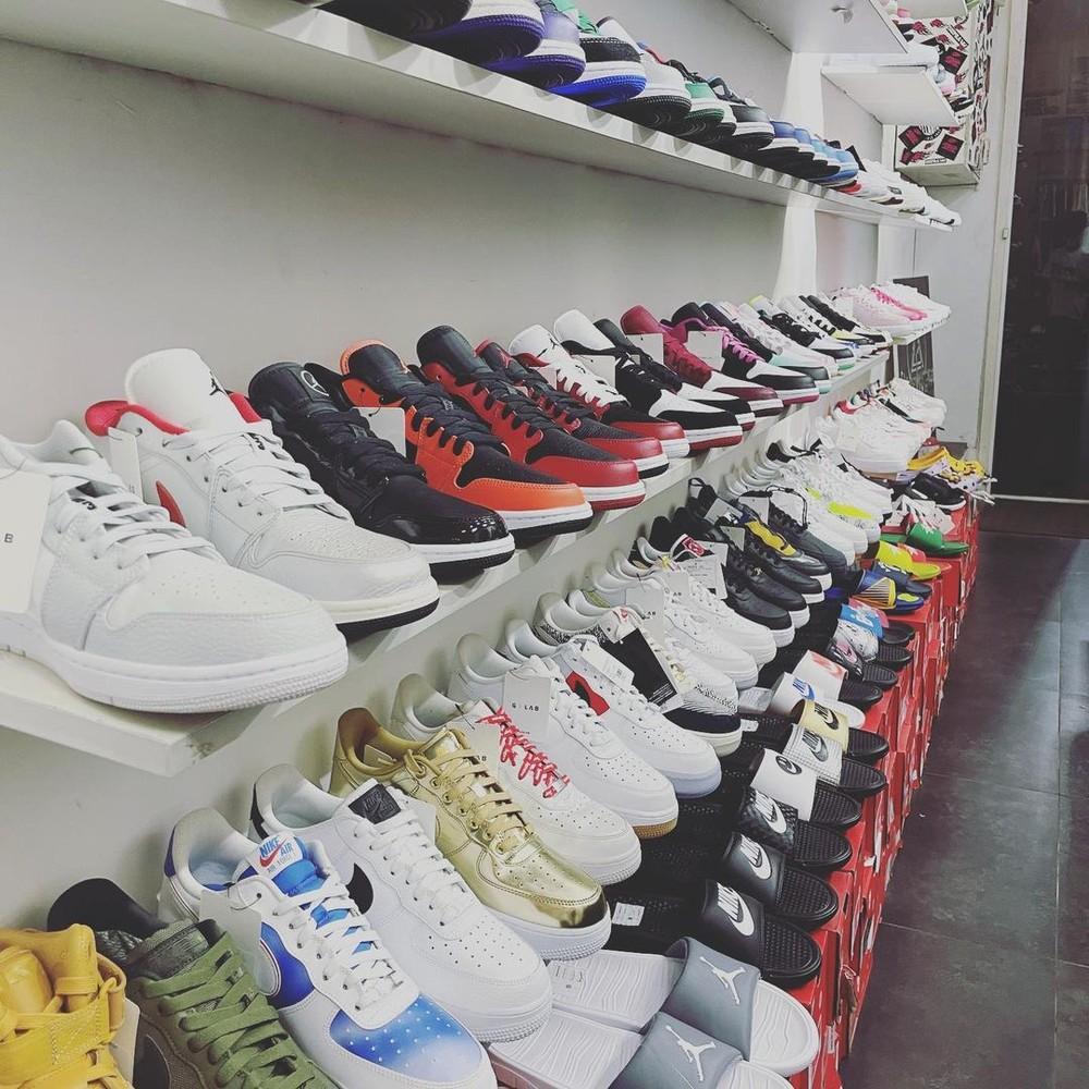Kỳ Anh chia sẻ bộ sưu tập giày dép của mình