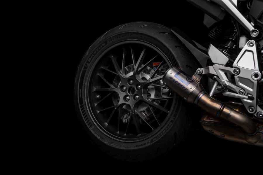 Lon pô độ trên Honda CB1000R phiên bản giới hạn