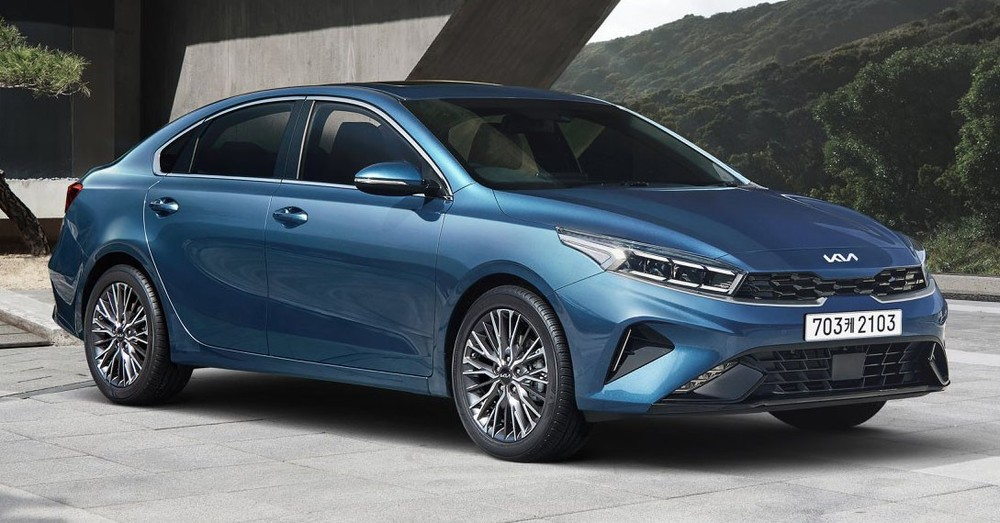 Kia Cerato 2021 sẽ được ra mắt vào tháng 9 tới đây.