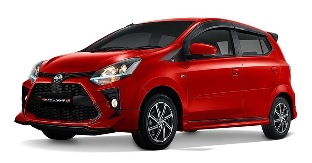 Toyota Wigo GR Sport 2022 dùng động cơ như cũ