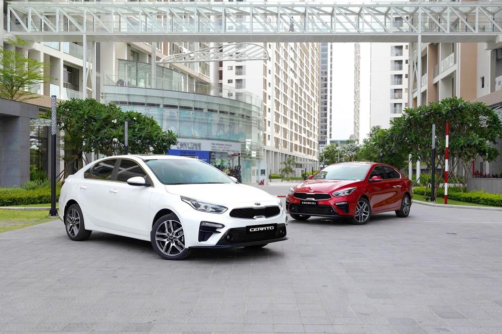 Nhờ thiết kế trẻ trung và giá bán hấp dẫn, Kia Cerato vẫn đang là mẫu xe bán chạy nhất phân khúc sedan hạng C.