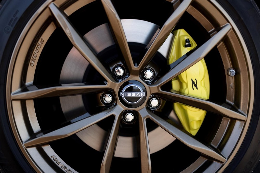 Vành la-zăng của Nissan Z 2023 bản Proto