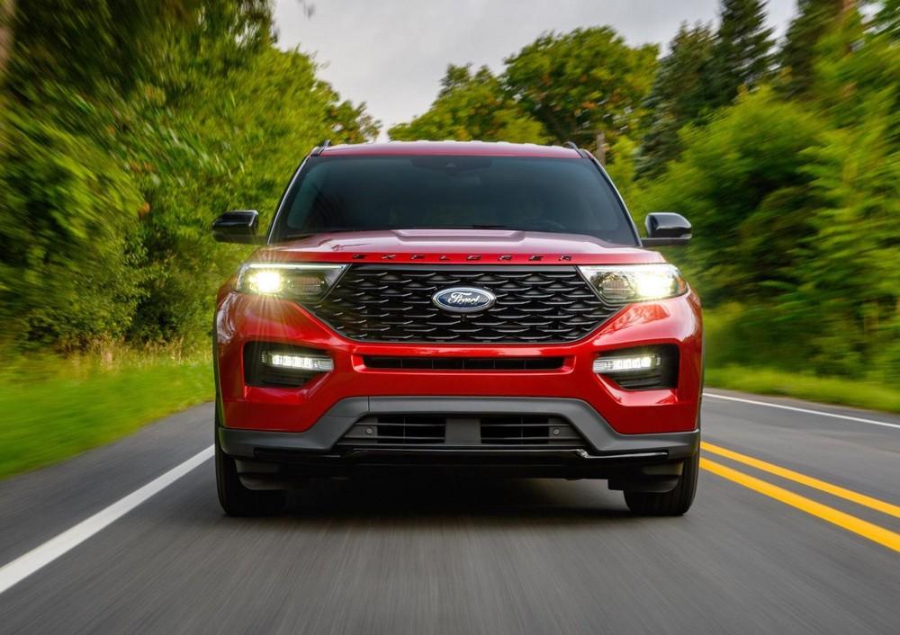 Ford Explorer ST-Line 2022 dùng động cơ EcoBoost 2.3L