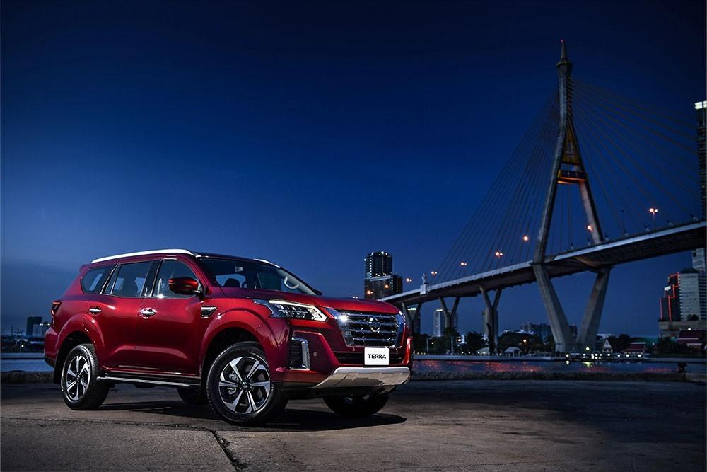 Nissan Terra 2021 sẽ ra mắt Việt Nam trong cuối năm nay.