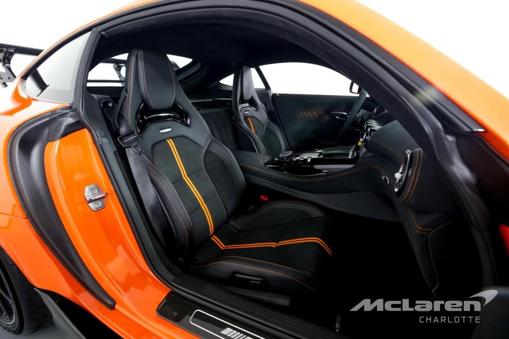 Đây là siêu xe đỉnh cao nhất của dòng Mercedes-AMG GT