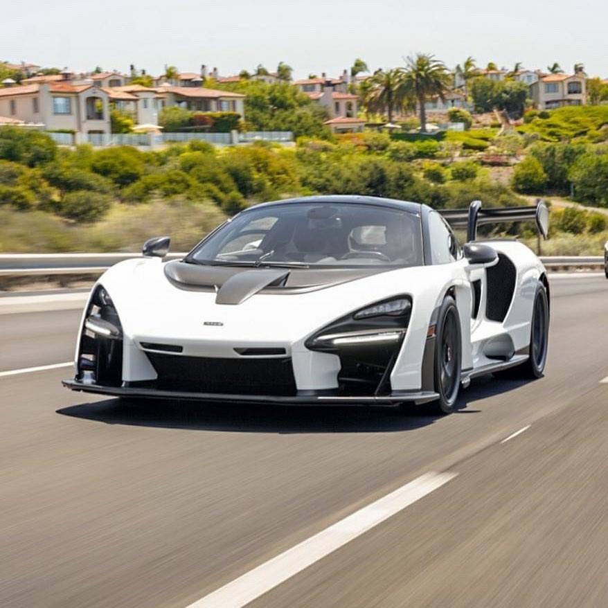 McLaren Senna được doanh nhân này đánh giá có trải nghiệm lái đã nhất