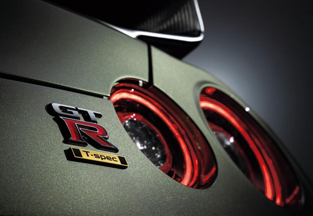 Nissan GT-R T-spec 2022 mới ra mắt
