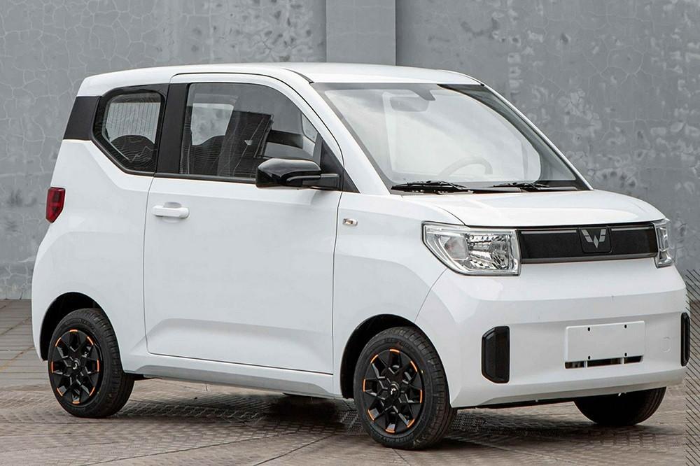 Ô tô điện giá 100 triệu Wuling Hongguang Mini EV có thêm phiên bản kéo dài