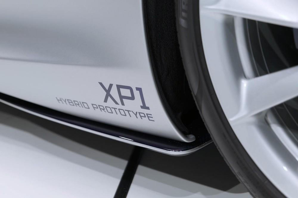 Dòng xe XP1 tạo dấu ấn nhận biết