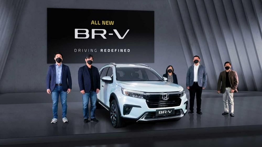 Honda BR-V thế hệ mới chính thức ra mắt Đông Nam Á