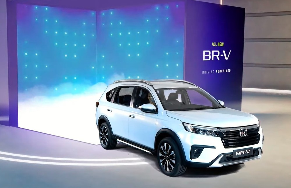 Honda BR-V 2022 chỉ có 1 loại động cơ