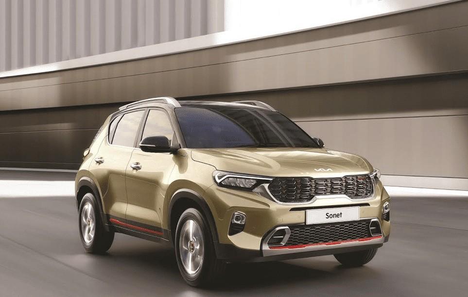 SUV giá rẻ Kia Sonetcán mốc doanh số 100.000 xe sau 1 năm bán tại Ấn Độ