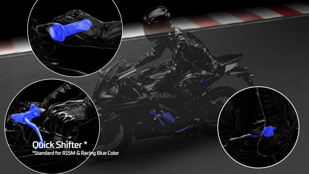 Yamaha R15 V4 2022