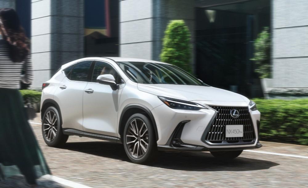 Lexus NX 2022 ra mắt thị trường quê nhà với giá từ 910 triệu đồng