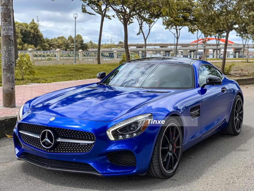 Số lượng xe Mercedes-AMG GT S tại Việt Nam không quá 5 chiếc