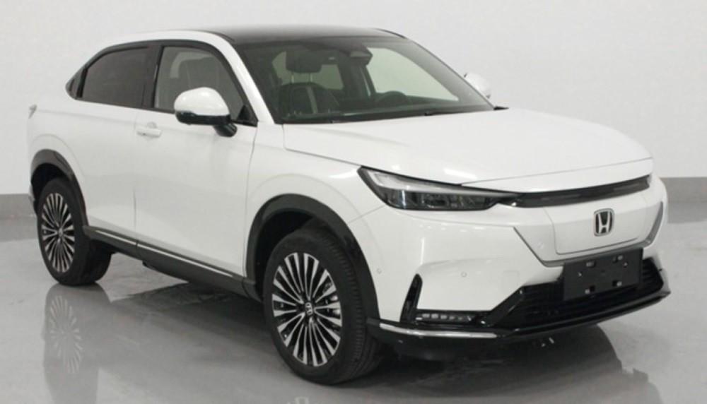 Thiết kế đầu xe của Honda e:NS1 2022