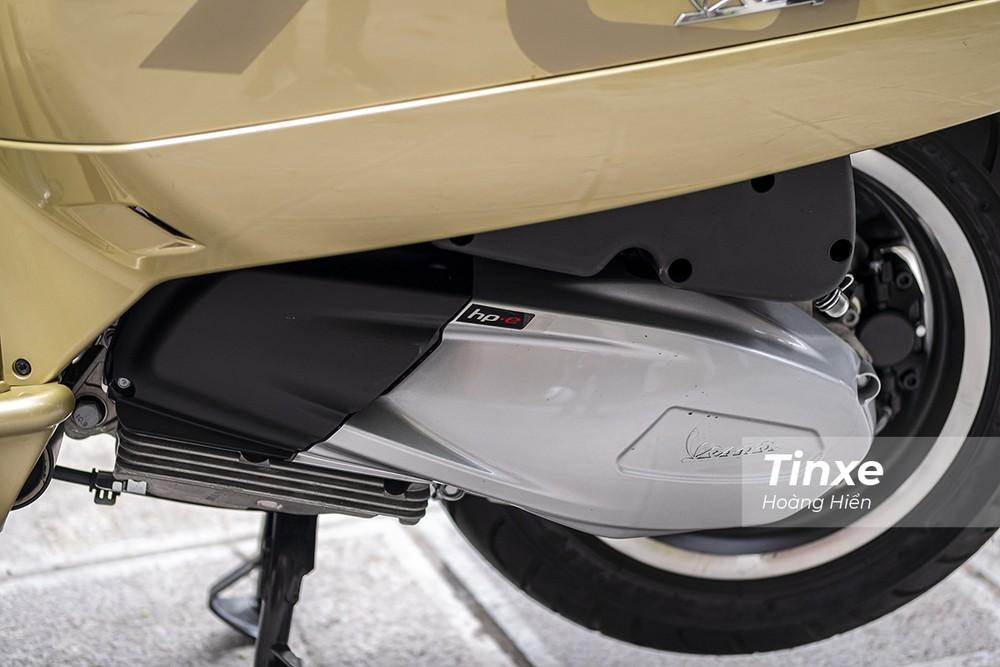 Xe vẫn được trang bị động cơ HPE dung tích 278,3cc