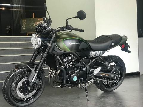 Kawasaki Z900RS tại Hà Nội