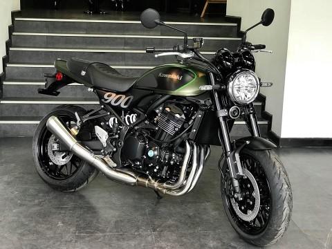 Kawasaki Z900RS mang phong cách Neo Retro