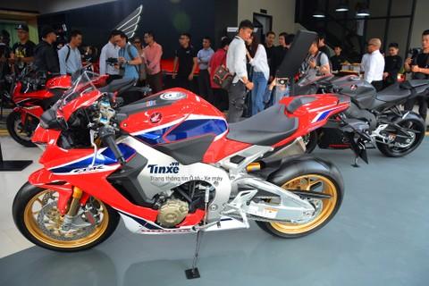 Cách bán mức giá thấp như vậy giúp Honda gây thiện cảm với giới biker trong nước