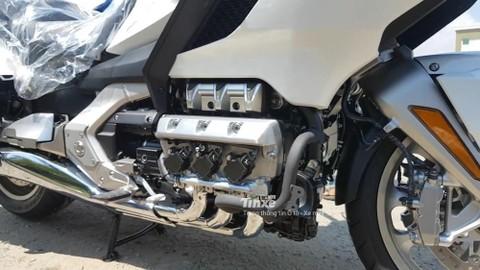 Động cơ Honda Gold Wing 2018