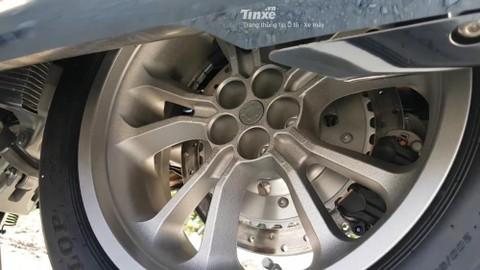 Hệ thống treo sau Honda Gold Wing 2018