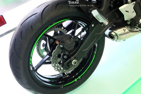 Hệ thống treo sau Kawasaki Ninja 650 2018
