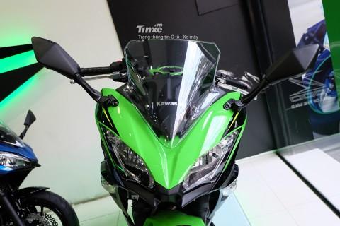 Đèn pha Kawasaki Ninja 650 2018