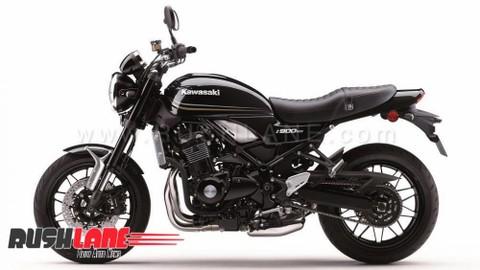 Kawasaki Z900RS 2018 được bổ sung thêm màu đen tại Ấn Độ