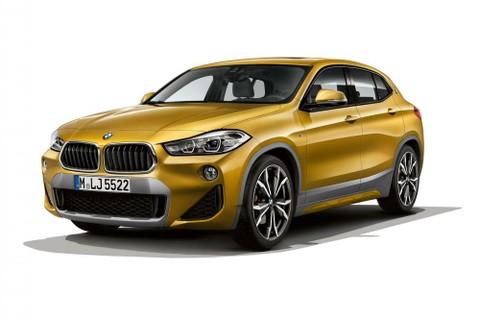 BMW X2 sẽ chính thức ra mắt Việt Nam vào cuối tháng này