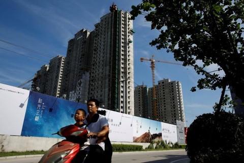 Với hơn 1,4 tỷ dân số, thị trường bất động sản Trung Quốc thuộc hàng nóng nhất trên thế giới