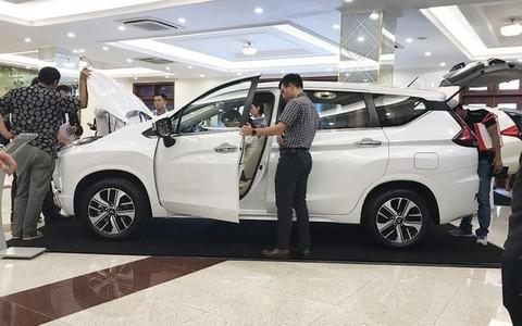 Khách hàng mua Mitsubishi Xpander phải chờ đến đầu năm sau