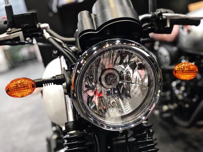 Đầu đèn Kawasaki W175