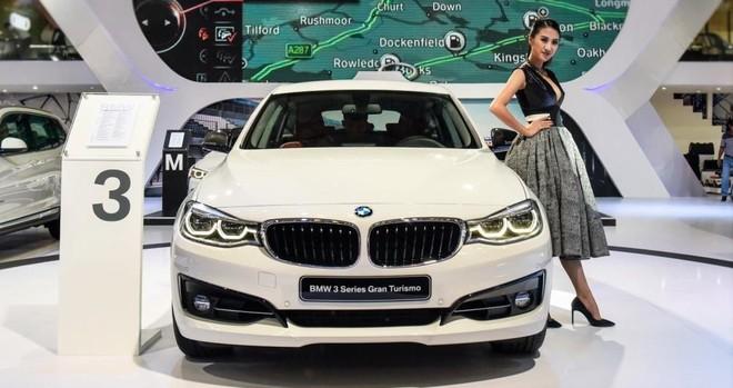 Thiết kế Ngoại thất của BMW 3 Series