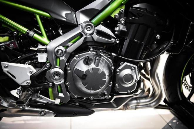 Động cơ Kawasaki Z900