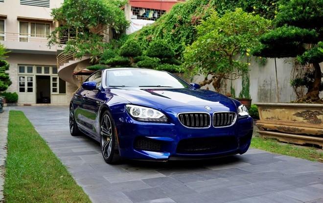 Thiết kế ngoại thất của xe BMW M Series