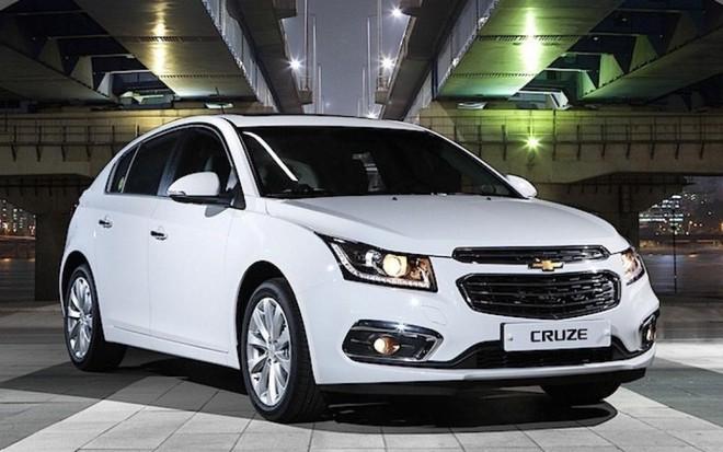 Xe Chevrolet Cruze