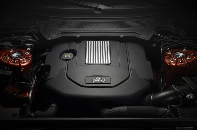 Trang bị Động cơ xe Land Rover Discovery