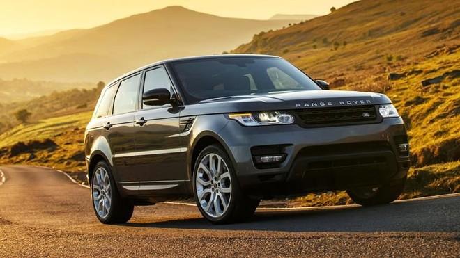 Thiết kế Ngoại thất Land Rover Range Rover