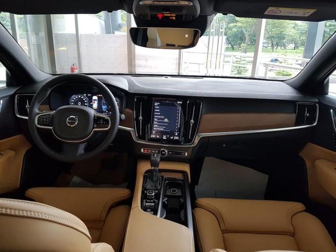 Thiết kế Nội thất của Volvo S90 2018
